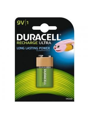 Duracell HR9V 9V 170maH  BL1
