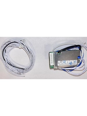 BMS 10S 20A incl wires(11p) with on'/off switch 24V Li-ion