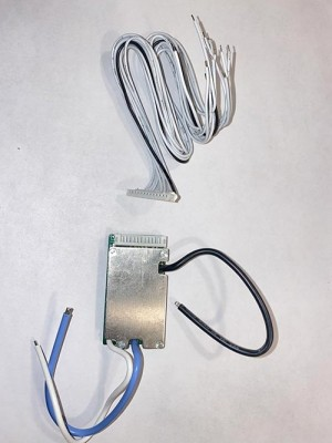 BMS 12S 20A incl wires(13p) 43,2V Li-ion
