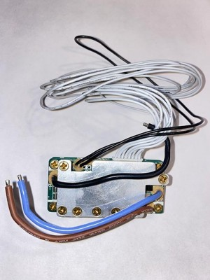BMS 24V 10A-15A incl wires (8p connector)