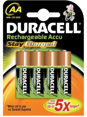 Duracell DX1500 AA 1,2V 2000mAh BL4 R2U