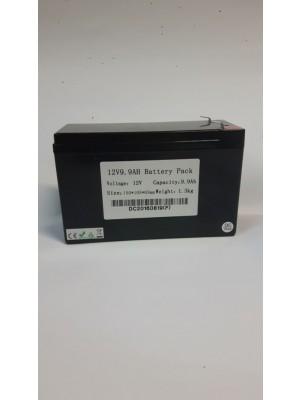 BP LiFePo4 Accu 12V 10Ah 150x65x105mm