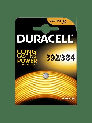Duracell 392/384 Zilveroxyde