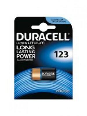 Duracell DL123 Ultra 3V BL1