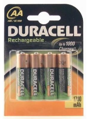Duracell HR06 AA 1.2V 1700mAh BL4