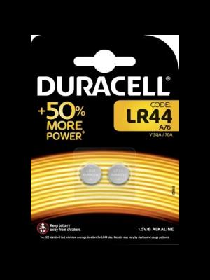 Duracell LR44 1.5V BL2