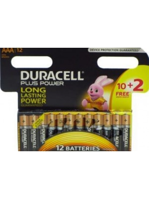 Duracell Plus Power MN2400 AaA BL12
