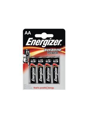 Energizer LR6 Alkaline Power (Classic) AA E91 BL4