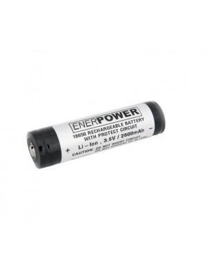 Enerpower 18650 2600mAh 3.6V (protected) Li-on cel