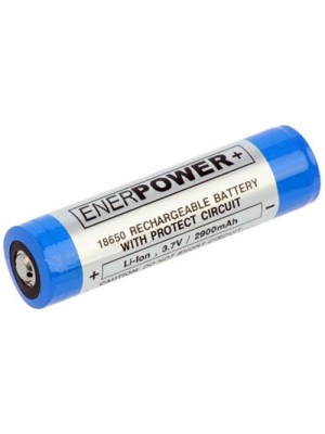 Enerpower 18650 3.7V 2.9Ah Li-Ion Panasonic cel