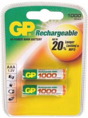 GP100AAAHCEC2 NiMh AAA 1.2V 1000mAh BL2
