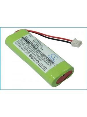 GP40AAAM NiMh 4x2/3AAA 4,8V 300mAh met kabel