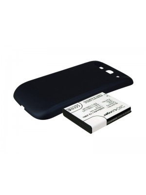 GSM accu extended (bl. backcover) voor Samsung Ga