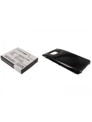 GSM Accu Extended (incl. backcover) voor Samsung