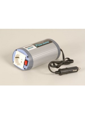 Inverter 12VDC/220VAC 150W Oval. Built in USB Port
