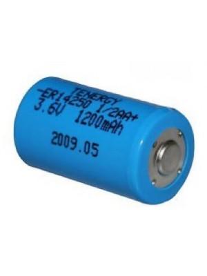 Lithium-Thionyl ER14250 3.6V 1/2AA SL750