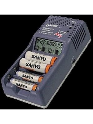 MEC AV4-tc NiCd/NiMH batterijlader 1-4 AA/AAA