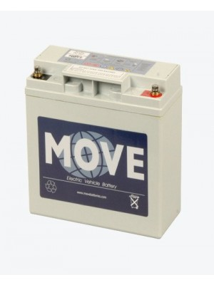 Move Cyclic AGM accu 12V 20Ah