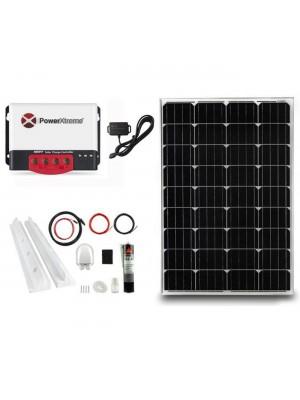 Power X20 Solar MPPT met bleutooth 130W Pakket