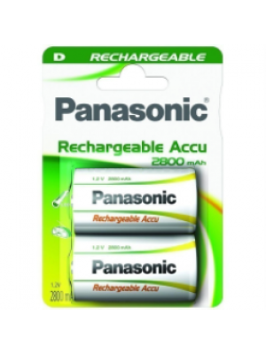 Panasonic Ready2use D 2800 BL2 Rechargeable