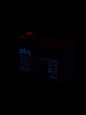 PBQ loodaccu 12V 7A Cyclisch 151x65x94mm