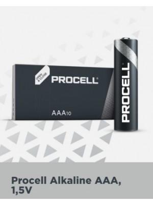 Procell industriële alkaline ID2400-AAA-L Bulk 10