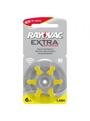 Rayovac 10 Extra MF  Blister 6