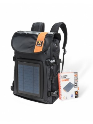 Solar Helios Backpack 9000