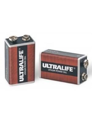 Ultralife Lithium 9V U9VL-J L