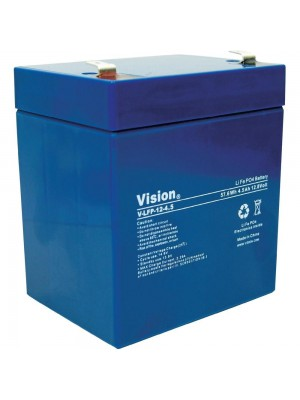 Vision LiFePo4 Accu 12V 4.5A 90x70x101mm