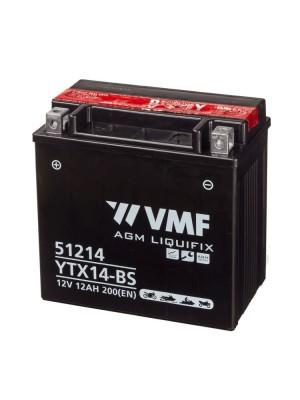 VMF Powersport MF YTX14-BS