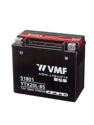 VMF Powersport MF YTX20L-BS 175x87x155mm