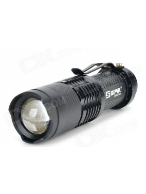 Zaklamp Sipik Sk68 120-Lumen Convex led lamp