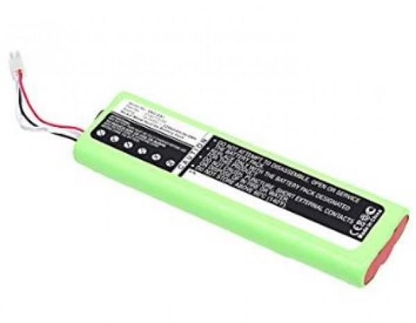 Accu voor Electrolux Trilobite ZA1/ZA2 (2200mAh)