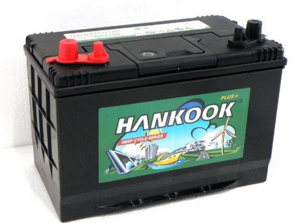 Hankook Alphaline 12v 100ah Battery Battery Point