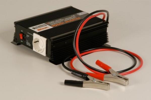 Inverter 12VDC/220VAC 600W