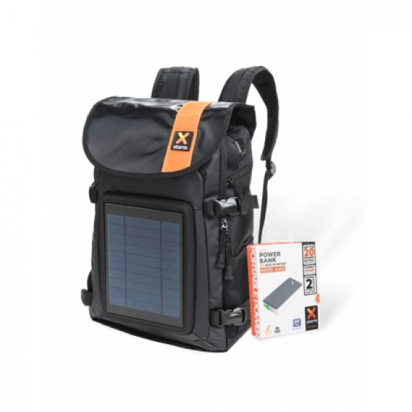 Solar Helios Backpack 4000