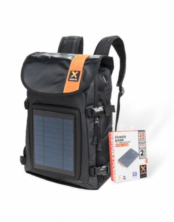 Solar Helios Backpack 9000