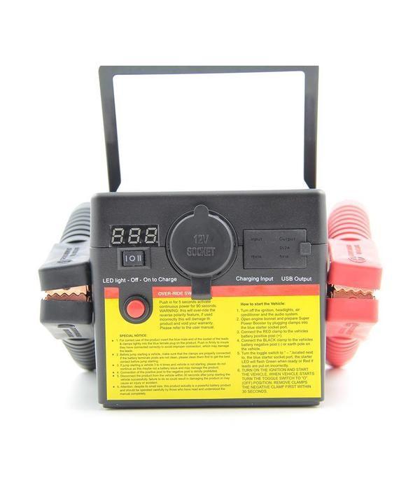 Super Mini Power Booster Start Booster Lithium