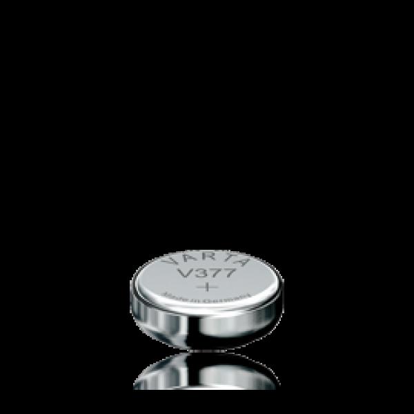 Varta 377 Zilveroxyde V377  SR66SW SR66